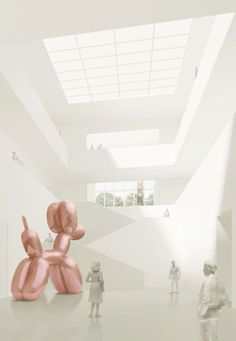 David Chipperfield Architects · Extension of the Kunsthaus Zürich · Divisare /