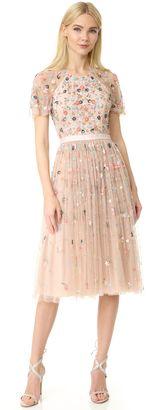 Shop Now - >  https://api.shopstyle.com/action/apiVisitRetailer?id=629709786&pid=uid6996-25233114-59 Needle & Thread Starburst Dress  ...