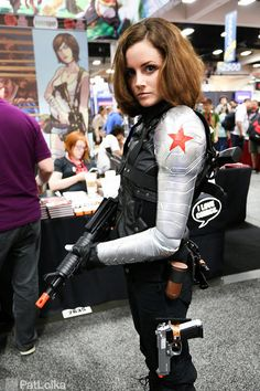 Winter Soldier #SDCC 2014