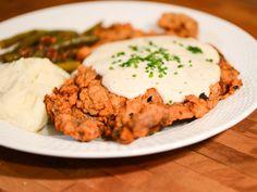 Tender and Beefy Chicken-Fried Steak