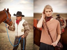 www.pegasebuzz.com | Horse in Fashion : Toast, fall-winter 2013