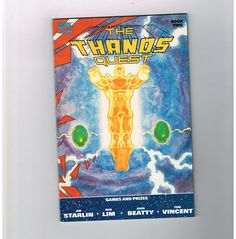 THE THANOS QUEST #2 First print Copper Age find by Jim Starlin! Grade 9.4 http://www.ebay.com/itm/THE-THANOS-QUEST-2-First-print-Copper-Age-find-by-Jim-Starlin-Grade-9-4-/301357444647?roken=cUgayN&soutkn=kZZrad