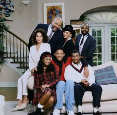 A gallery of The Fresh Prince of Bel-Air publicity stills and other photos. Featuring Will Smith, Alfonso Ribeiro, Karyn Parsons, James Avery and others. Will Smith, Black Love, Black Is Beautiful, Karyn Parsons, Prinz Von Bel Air, Air Cast, Alfonso Ribeiro, Tatyana Ali, Movie Posters