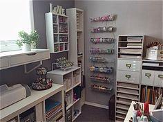 New Craft Room - Scrapbook.com