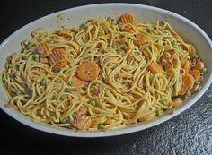 Überbackene Gemüse - Spaghetti 8