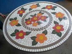 Enfeite com Mosaico | Sabor de Vida - 03 de Setembro de 2012 - YouTube