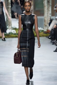 Hugo Boss | Fall 2014 Ready-to-Wear Collection | Style.com [Photo: Kim Weston Arnold / Indigitalimages.com]
