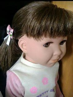 Bonita muñeca Miyo con ropa original, futuro proyecto de vestidos más aniñados