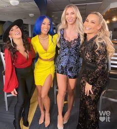 Charlotte Wwe, Charlotte Flair, Lilian Garcia, Tamina Snuka, Mercedes Kaestner Varnado, Wwe Sasha Banks, Mickie James, Raw Women's Champion, Wrestling Divas