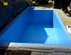 #Recubrimientos de piscinas para impermeabilización #LINEX #LINE-X