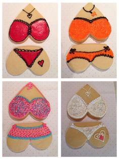Bachelorette Sugar Cookie
