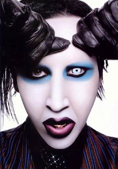 """I've always believed that a person is smart. It's people that are stupid."" - marilyn manson"
