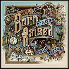 The Making of John Mayer's 'Born & Raised' Artwork on Vimeo