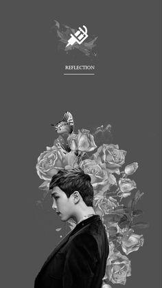 BTS / Namjoon / Wings / Wallpaper