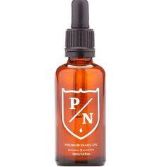 Percy Nobleman Premium Beard Oil Barzdos aliejus 50ml