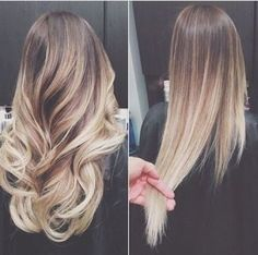Comparisons with this Ombré