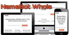 NameBot Whois Script