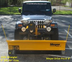 Ready for customer pick up. Jeep Accessories, Snow Plow, Jeep Wrangler Jk, Espresso Machine, Over The Years, Jeeps, Coffeemaker