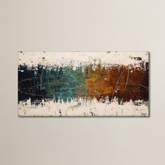 Found it at Wayfair - Octans Painting Print on Canvas