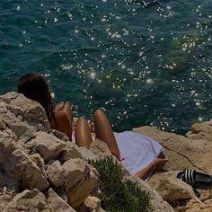 beach Beach Aesthetic, Summer Aesthetic, Travel Aesthetic, Flower Aesthetic, Summer Vibes, Summer Feeling, European Summer, Italian Summer, French Summer