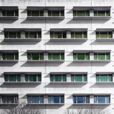 Barcelona facade series