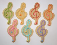 Might try this for our music festival later in the year - will be something sweet for our contestants!