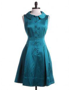 Nanette Lepore blue dress