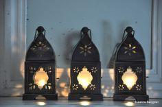 lumière jolie par trois
