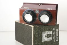 Stereo Viewer from Ernamann Germany