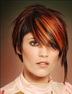 Great Hair Colors for Short Hair   http://www.short-haircut.com/great-hair-colors-for-short-hair.html