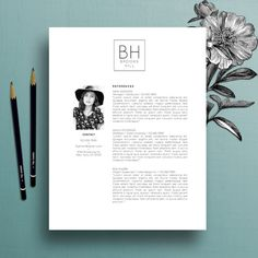 Descargar plantilla de curriculum vitae por TheCreativeResume