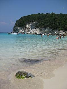 Anti Paxos Vrika Beach