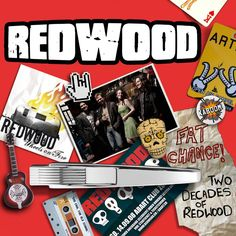 album cover art: redwood - fat chance! two decades of redwood [04/2013]