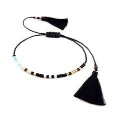 DIY Jewelry: beaded friendship bracelet seed bead bracelet by ToccoDiLustro