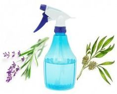 Lavender Cleaning Spray You Can Make Yourself