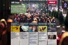 Human Energy for an HR web site.  | Biscione Associati