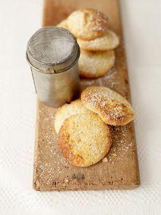 lemon butter biscuits | Jamie Oliver | Food | Jamie Oliver (UK) - http://www.jamieoliver.com/recipes/fruit-recipes/lemon-butter-biscuits