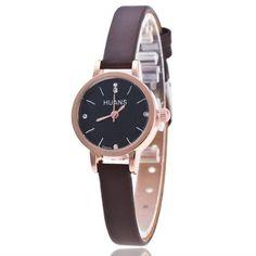 Watch reloj relogio masculino Women Watches Female Models Fashion Thin Belt Rhinestone Belt new design dropshipping Dec06