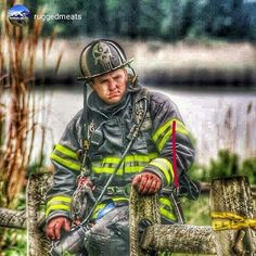 "CHECK IT OUT  FROM  @ruggedmeats It's the first Friday of the month so it's time for another #firstresponderfriday Our profiled first responder for #firstresponderfriday is Billy @bowhunting_fireman from MD. He has been a volunteer fireman for 15 years and 7 years as a career. He loves hunting fishing and being in the outdoors. ""But most of all family time means the most to me."" Thanks for your service Billy and stay safe out there! In honor of our first responders take 10% off of our cases…"