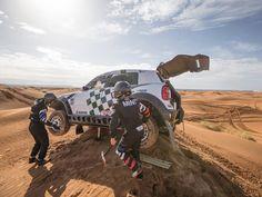 The challenges of Dakar 2016 demand that every... | MINIUSA