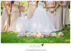 St Louis Wedding Photos at Faust Park | Orlando Garden Reception