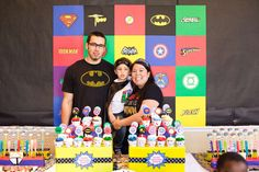 Super J Turns 4!  | CatchMyParty.com