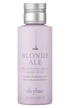drybar® 'Blonde Ale' Brightening Cream | Nordstrom