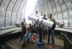 KIKKA: FECKER telescopio encontrado en la LAGUNILLA Mexico pais de RATAS
