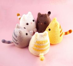 [Free Pattern] This Adorable Kitty Will Make You Automatically Smile No Matter What