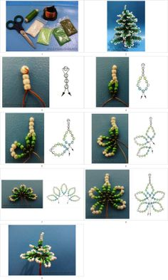New Year& souvenir: Christmas tree новогодний сувенир: ёлочка … New Year& souvenir: Christmas tree made of beads. Christmas Tree Accessories, Beaded Christmas Decorations, Beaded Christmas Ornaments, Beaded Flowers Patterns, Seed Bead Patterns, Beading Patterns, Crochet Patterns, Seed Bead Flowers, French Beaded Flowers