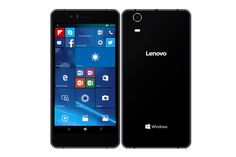 SoftBank 503LV Windows 10 phone by Lenovo and SoftBank