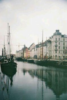 Colorful Copenhagen