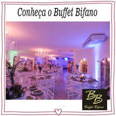Conheça o Buffet Bifano, um lugar lindo para você fazer sua festa! Veja no Guia Novas Noivas:http://bit.ly/1Vm3yGM