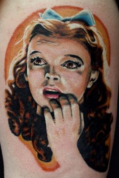 Tattoos Honoring Classic Hollywood - James Dean | Guff